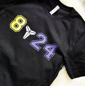 Lakers Kobe Bryant #8/#24 Custom Shirts